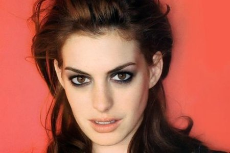 I luv u….(no homo) Anne Hathaway - Beautiful, talented, stunning, and o-so-classic. Classic…by Muah