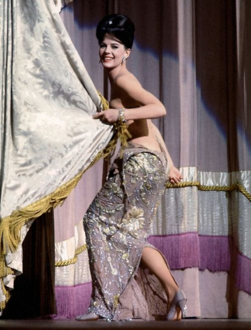 Natalie Wood as Gypsy Rose Lee