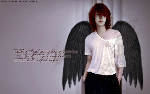 Fallen angel, you belong in the lightAnd if I could only hold youIf I could only show you