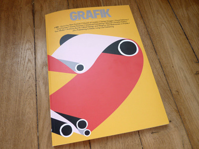Graphik Magazine G189, march 2011 issue