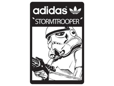 notapplegreen:  Stormtrooper is best.