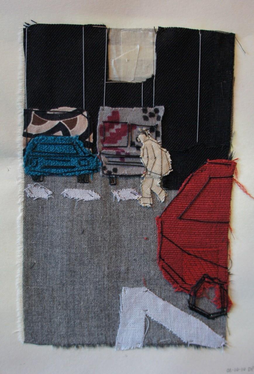 stitched illust