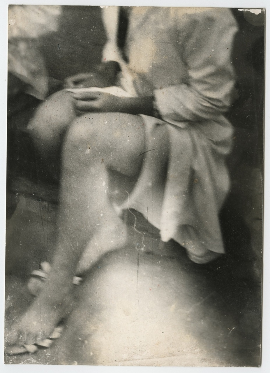 Miroslav Tichý and here