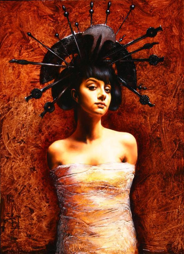 Saturno Butto is one of my favorite artists, but the sort I forget about then rediscover later and it's all exciting again.