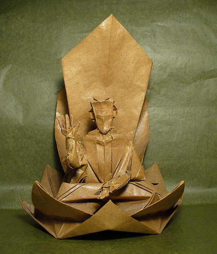 Buddha Designed by Hojyo Takashi (by Uni-Fold)