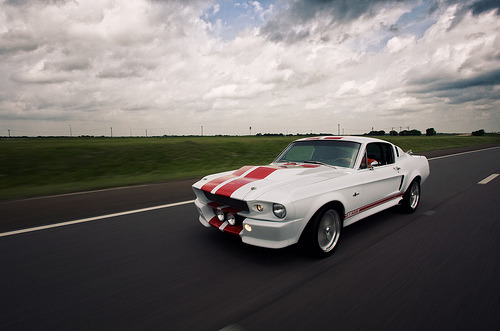carpr0n:  Love in 60 seconds Starring: '68 Shelby Mustang GT500E (by J. Evins)