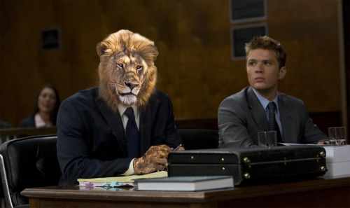 Lincoln Lion/Lawyer Lion Pros - Looks good in a suit Never backs down. Cons - Difficult to control Sees the judge as a threat.