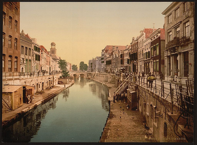 | ♕ |  Utrecht, circa 1890-1900  | via Library of Congress | fuckyeahthenetherlands post