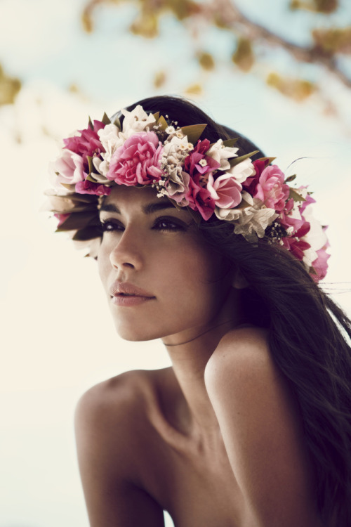 art-ful:  Pia Miller by Darren McDonald