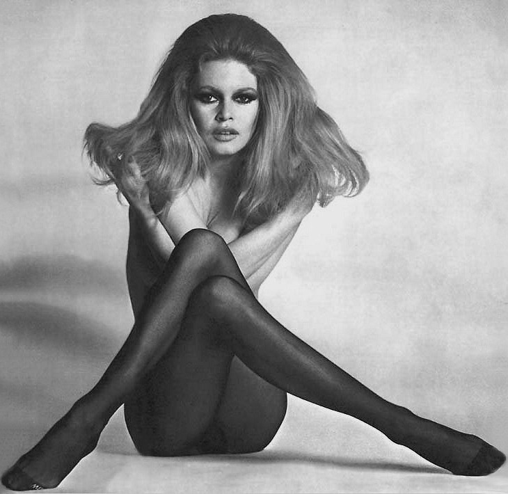 The iconic BRIGITTE BARDOT