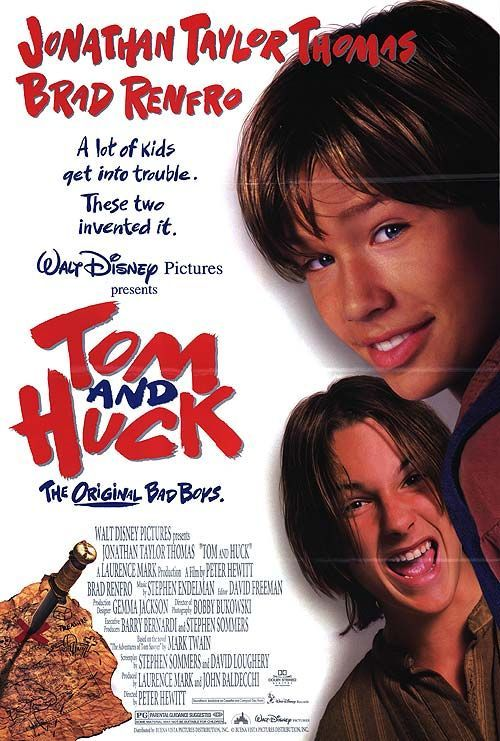 owligarchy:  i remember liking this movie A LOT.  ^ It's Jonathan Taylor Thomas… what's not to like??  =P 1995
