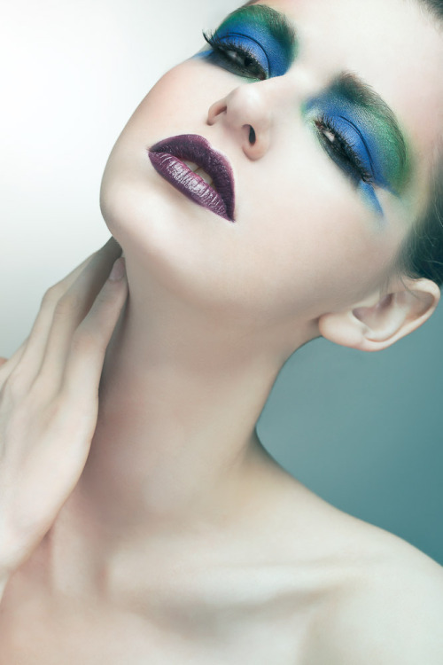 chaosmakeupartist:  Photo: Andrew Chan Makeup: Me  www.ChaosMakeupArtist.com
