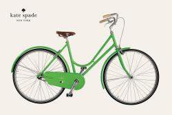 Dearest Kate Spade for Adeline Adeline bicycle, please be mine!