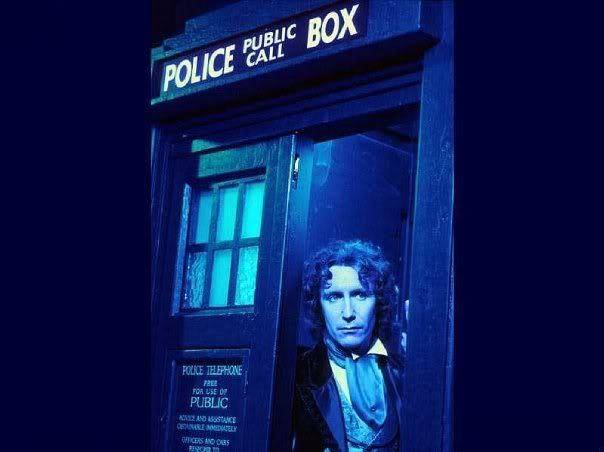 mcgannlibrary:  Paul McGann as the Eighth Doctor in the Doctor Who TV Movie - The Enemy Within (1996)
