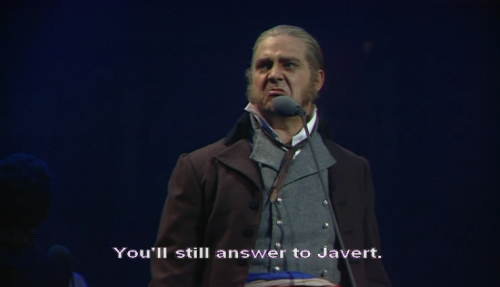 lesmis:  I was going to re-cap this but his face makes me laugh too much.