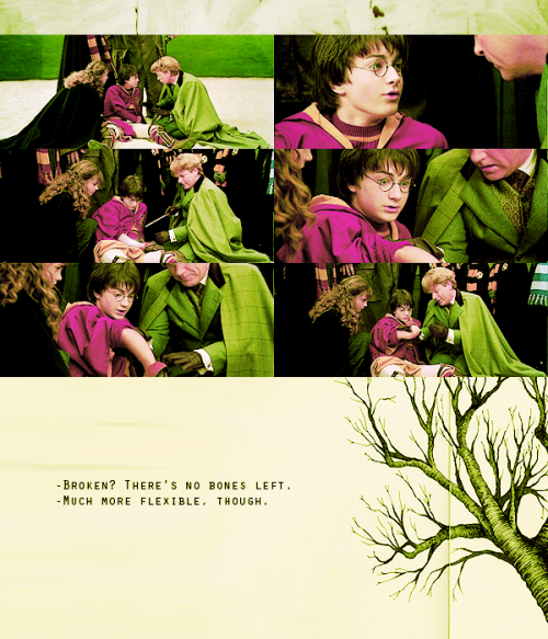 Top Funniest Moments on Harry Potter Serie ★ The Chamber of Secrets