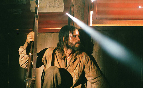 Another great indy film The Proposition. This film showed us the western ausi style and let me say its awesome.