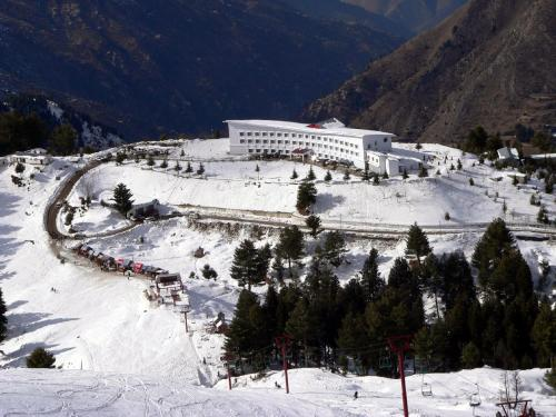 ahsan119:  Malam Jabba, Swat. The only Ski-Resort in Pakistan.