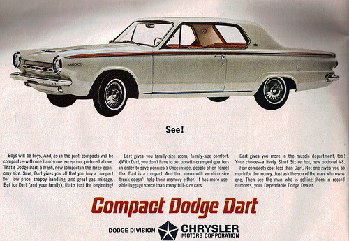 1964 Dodge Dart 2 Door Hardtop (by coconv)
