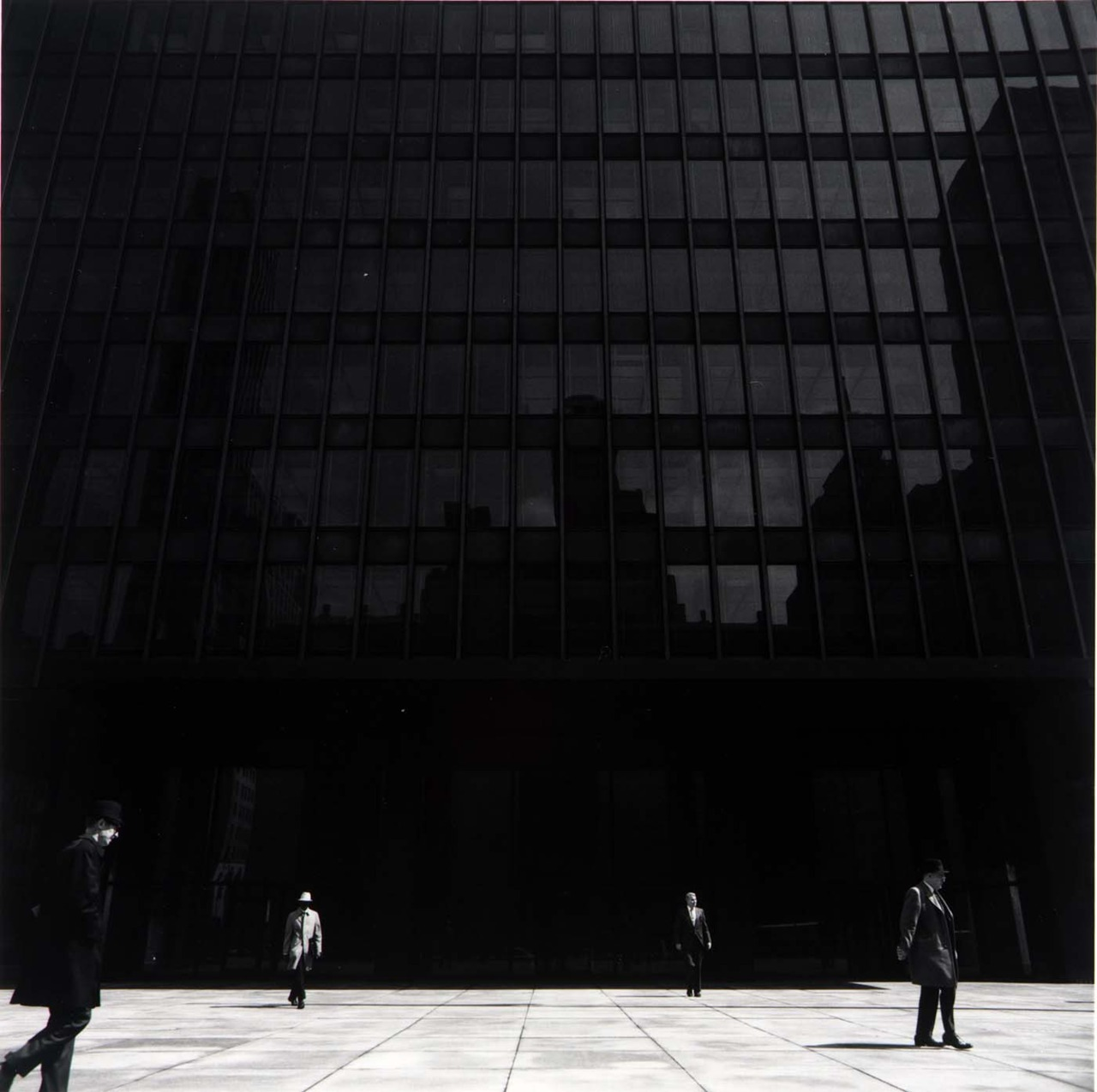yama-bato:  Untitled—New York 1971   Harry Callahan   Smithsonian American Art Museum