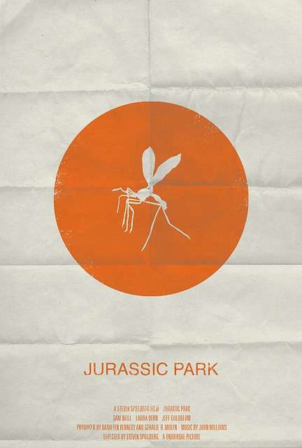 Jurassic Park by beatific design lifeoffiction's request