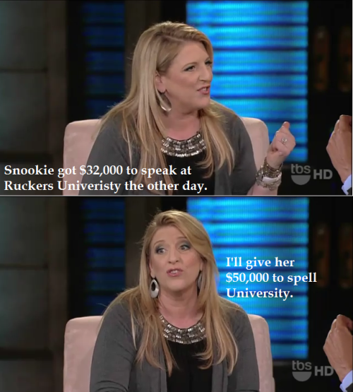 Watch the whole Lisa Lampanelli interview on George Lopez here.