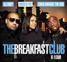 Congrats to the Breakfast Club for their 4 month anniversary! With all the fuckery I'm surprised they lasted this long.