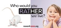 Suck It, PETA: Billboards in Support of Animal Testing Appear in L.A. When it comes to medical research on animals, one thing is certain: lots of folks don't like what's going on at UCLA, and the school doesn't much appreciate the more extreme animal activists.