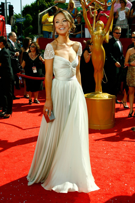 Olivia Wilde / 5'7 / approx. 123lbs / 19.3BMI / Normal Weight