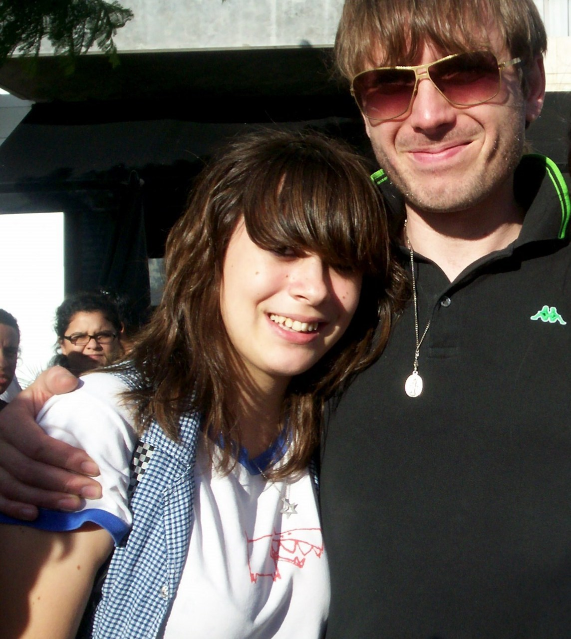 Have some more fangirling and PLEASE, ignore my face xD Franz Ferdinand @Argentina