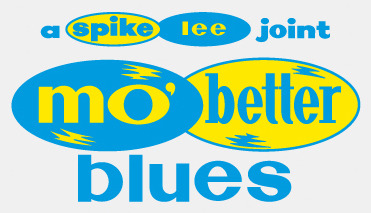Some movie logos designed in my younger days. Mo Better Blues, 1990 / Dead Presidents, 1995 / Boyz N The Hood, 1991