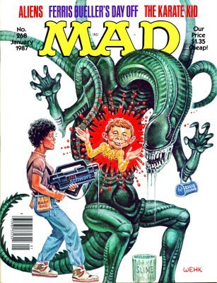 MAD Magazine January 1987 I need to get ahold of this issue