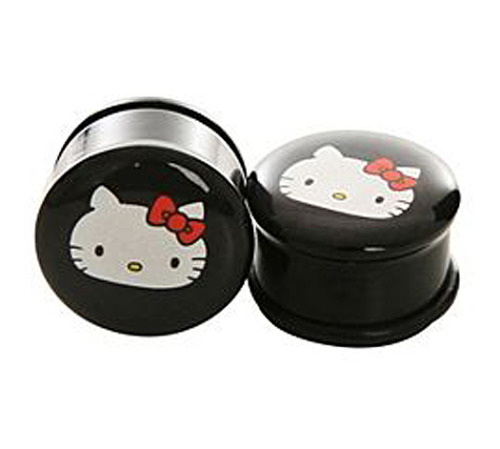 Hello Kitty Classic Plugs - $18.00