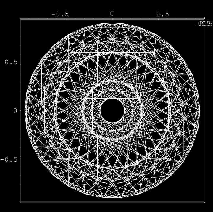 Currently learning about Sacred Geometry, which is the principle of interconnectedness, inseparability, and union, which provides us with a continuous reminder of our relationship to the whole,  a blueprint for the mind to the sacred foundation of all things  created.