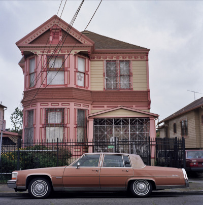 christopherhallphotography:  High Style, West Oakland  My ambitions as a ridah.