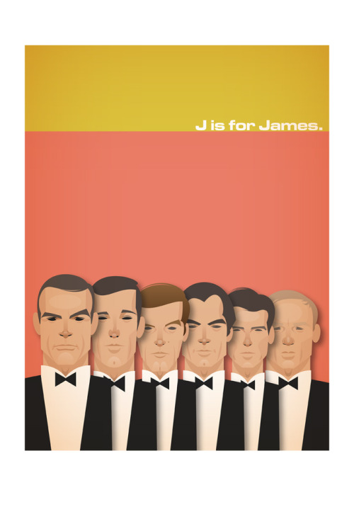 The Evolution of James Bond by Stanley Chow Submitted by Anne McKenzie
