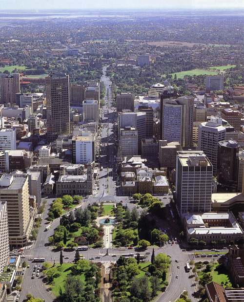 Skyline, Adelaide, South Australia 1992