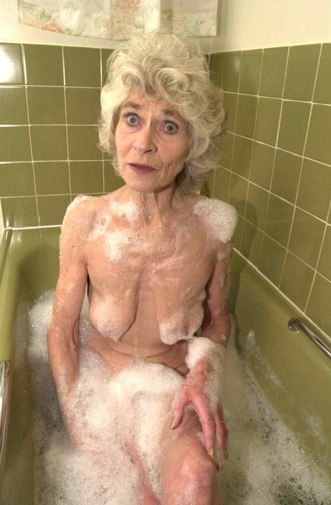 Can not Grannies cumshot naked thin