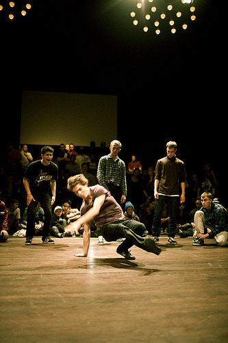Floor Wars - Worldfinal 2011 (by Typedance!)