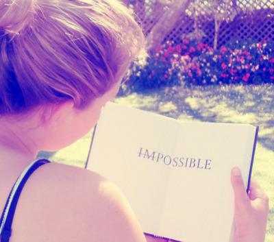 starteddreams:  Impossível é uma palavra muito grande, que pessoas pequenas usam para te oprimir. (Charlie Brown Jr)