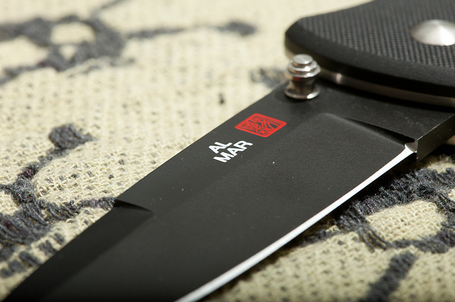 Al Mar - EDC Blade By: COIP