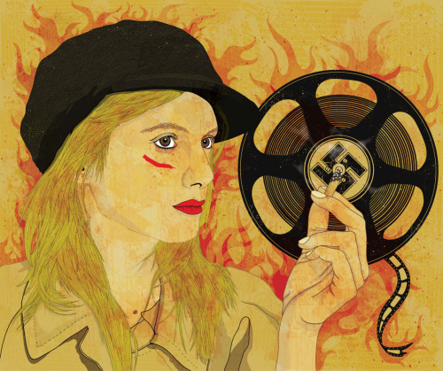Inglourious Basterds by Cassie Podish