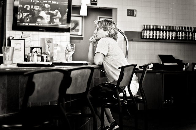 [ dinner for one ] on Flickr.