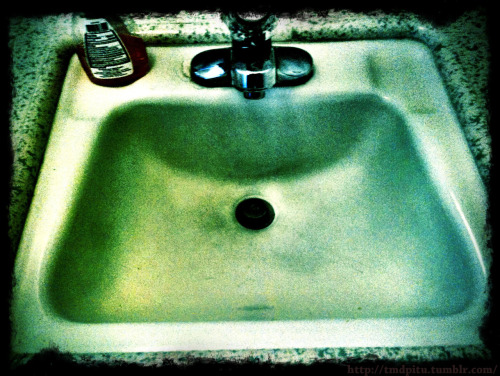 it's a sink yo.