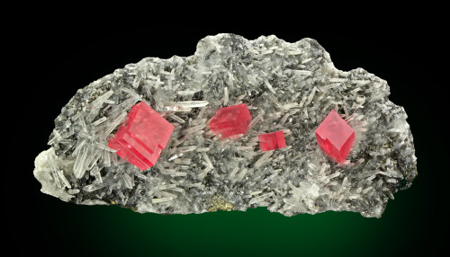 Rhodochrosite from Colorado