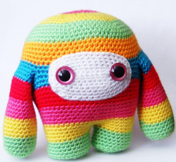 amigurumifreak:  something new… by Tamie Snow on Flickr.