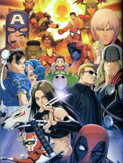 danhacker:  Marvel VS. Capcom 3: Fate of Two Worlds | Shinkiro