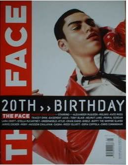 20th Birthday! Volume 3, Issue #40: May, 2000