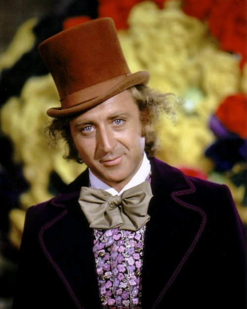 bohemea:  Gene Wilder as Willy Wonka