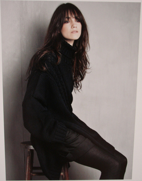 suburbancurbs: Charlotte Gainsbourg by Patrick Demarchelier
